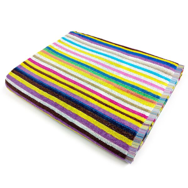 Candy 100% Cotton Beach Towel by Kaufman Sales